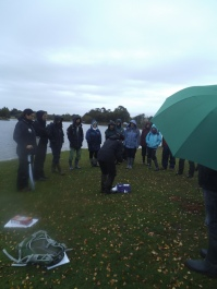Hampshire Geographical Association teachers' day Outdoor Classroom