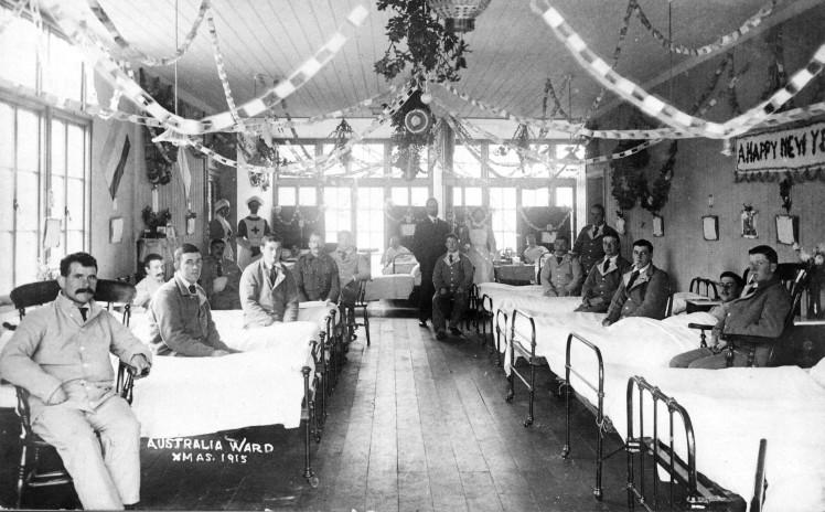 Brockenhurst Hospital