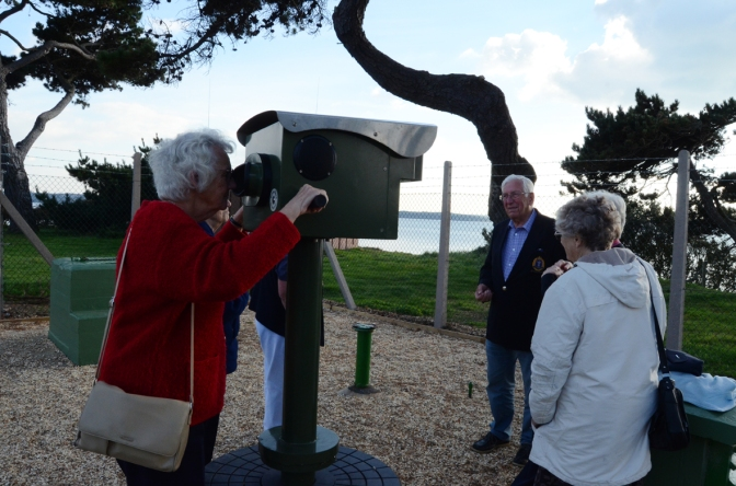 Girl Guiding UK at Lepe Country Park