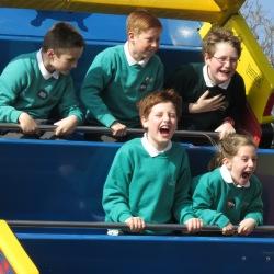 Wellow School Paultons Park