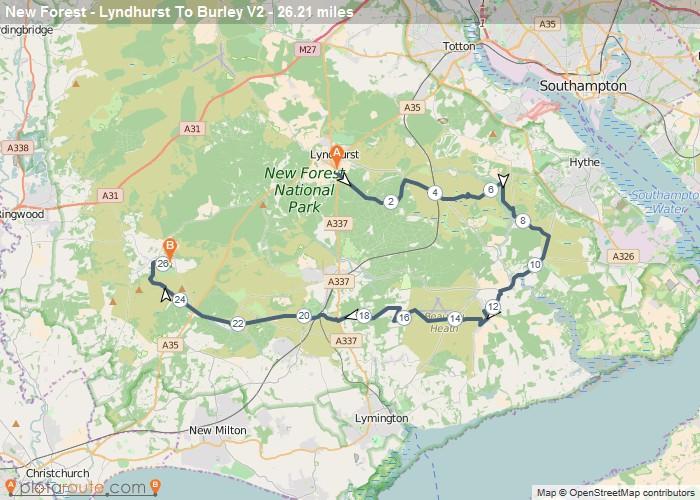 New_Forest_-_Lyndhurst_To_Burley_V2