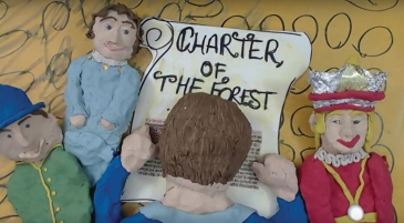 Charter of the Forest animation- New Forest History